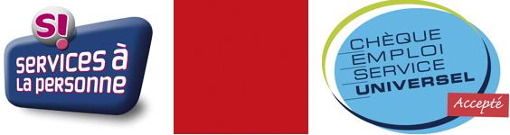 logo gratuit service a la personne